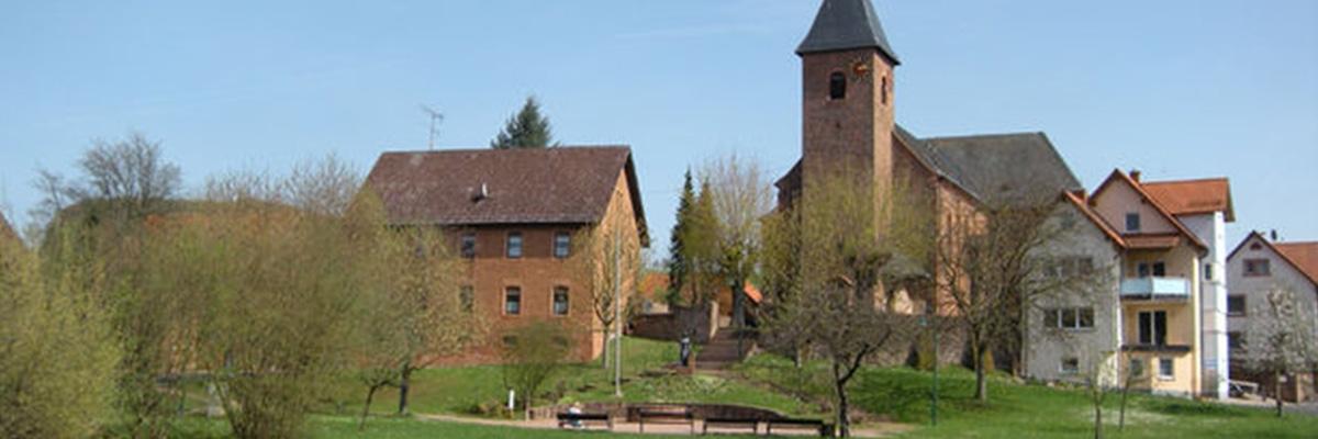 Januar 2019: Von Freigericht durch das Näßlichbachtal nach Geiselbach