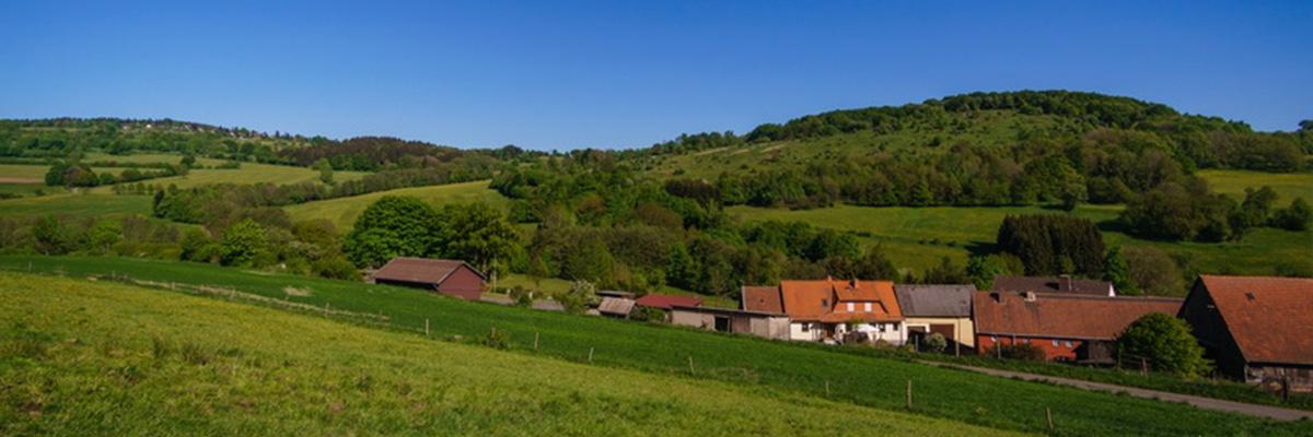 April: Von Glauburg-Stockheim nach Ortenberg