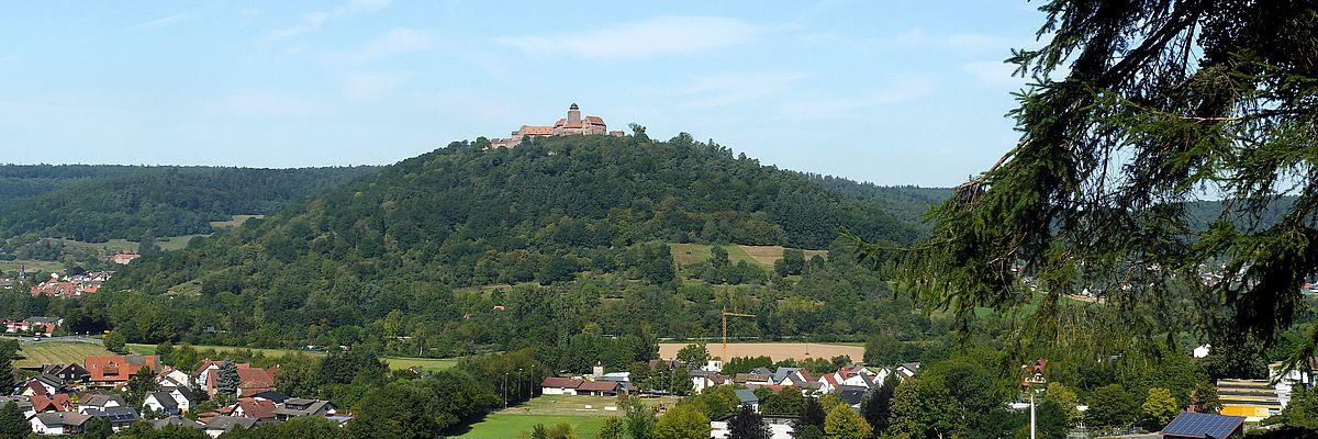 September 2019_Burg Breuberg