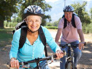 Radfahren für Gemütliche